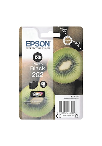 Epson Tintenpatrone Singlepack Photo »202« kaufen