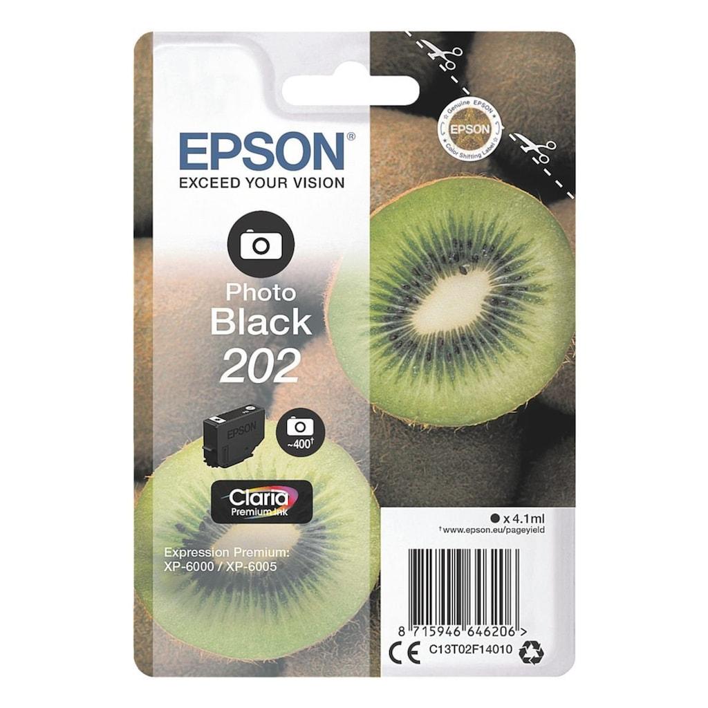 Epson Tintenpatrone Singlepack Photo »202«