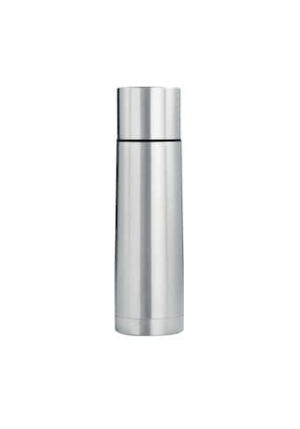 "Xavax Isolierflasche ""Steel"", 450 ml, Edelstahl »Trinkgefäße« kaufen"