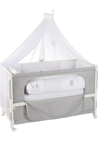 roba® Babybett, »Room Bed, Fox & Bunny«, 6 - tlg. kaufen