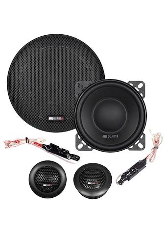 MB Quart 2 - Wege - Komponenten - Lautsprechersystem 10,0 cm »QS100« ein Set kaufen