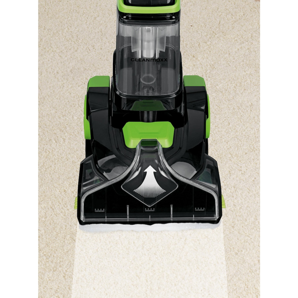 CLEANmaxx Teppichreinigungsgerät Teppichreiniger Professional, 750 Watt