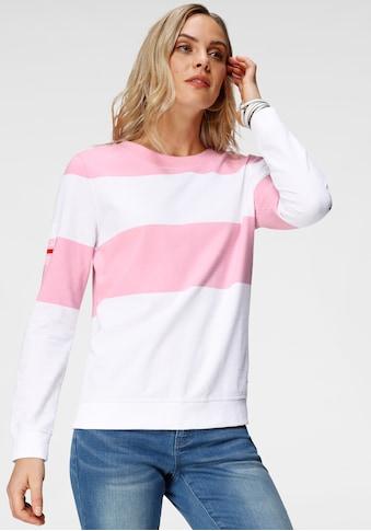 H.I.S Sweatshirt, Colorblocking von H.I.S kaufen