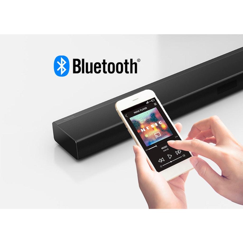 Panasonic 2.1 Soundsystem »SC-HTB400 Soundbar«
