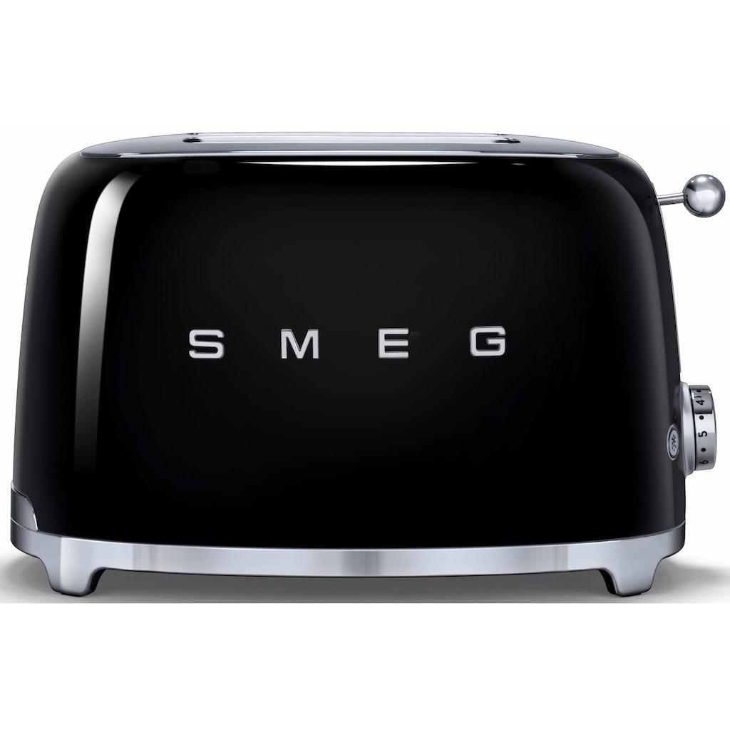 Smeg Toaster »TSF01BLEU«, für 2 Scheiben, 950 Watt