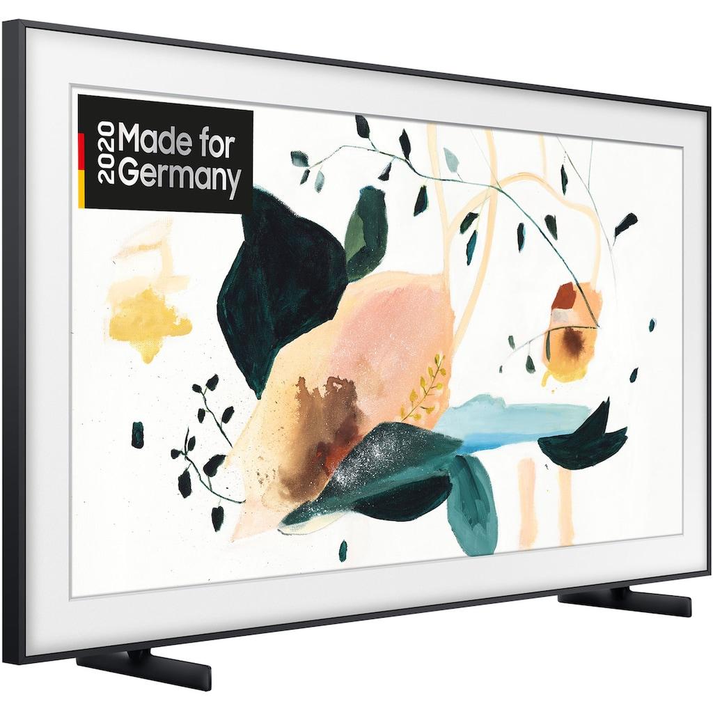 "Samsung 65LS03T ""The Frame"" QLED-Fernseher (163 cm / (65 Zoll), 4K Ultra HD, Smart-TV"