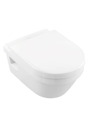 Villeroy & Boch Sparset: Wand WC »Architectura spülrandlos« kaufen