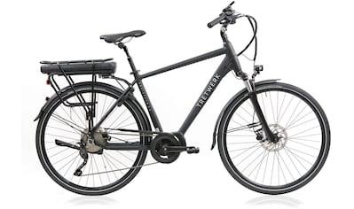 Tretwerk E - Bike »Amsterdam«, 10 Gang Shimano Shimano Deore Schaltwerk, Kettenschaltung, Mittelmotor 250 W kaufen