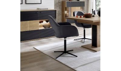 MCA furniture Esszimmerstuhl »Melrose«, Stuhl 360°drehbar mit Nivellierung kaufen