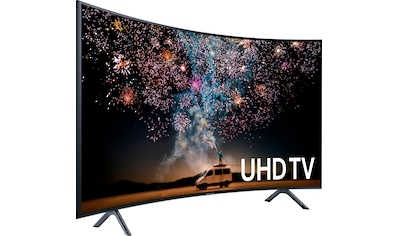 Samsung UE65RU7379 Curved - LED - Fernseher (163 cm / (65 Zoll), 4K Ultra HD, Smart - TV kaufen
