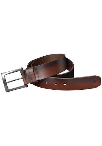 Carhartt Ledergürtel »2203 Anvil Belt« kaufen