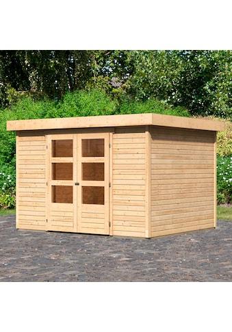 Karibu Gartenhaus »Arnis 5« kaufen