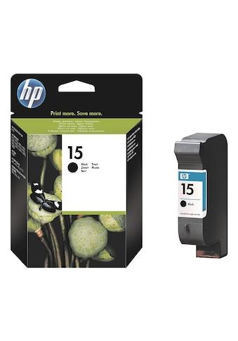 HP Druckpatrone HP 15 »HP C6615DE« kaufen