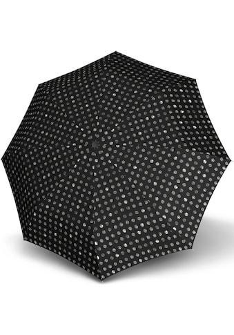 Knirps® Taschenregenschirm »I.050 Medium Manual, pinta classic« kaufen