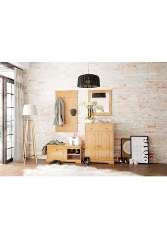 Home affaire Garderoben-Set »Sofia«, (Set, 4 St.), aus massiver Kiefer kaufen