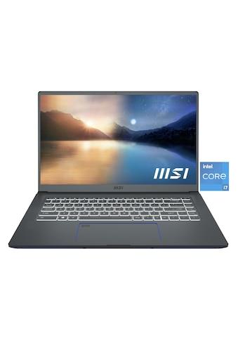 MSI Notebook »Prestige 15 A11SCX-016«, ( 1000 GB SSD) kaufen