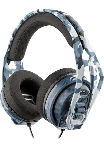 nacon Gaming-Headset »RIG 400HS Stereo-Gaming-Headset, blau, 3,5 mm Klinke,... kaufen