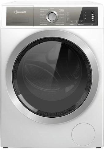 BAUKNECHT Waschmaschine »B6 W845WB DE«, B6 W845WB DE, 8 kg, 1400 U/min kaufen
