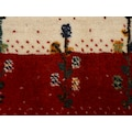 carpetfine Wollteppich »Gabbeh Loom Lori«, rechteckig, 15 mm Höhe, reine Wolle, sehr weicher Flor, Wohnzimmer