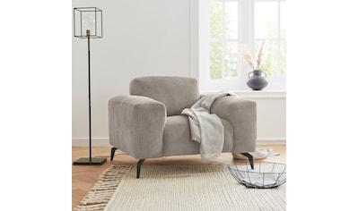 andas Sessel »Drobak«, mit Cord Bezug, extra breiten Armlehnen kaufen