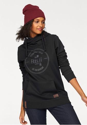 Ocean Sportswear Kapuzensweatshirt, - in Große Größe kaufen