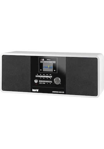 IMPERIAL CD - Digitalradio für DAB+/Internetradio, Spotify Connect »DABMAN i200 CD« kaufen