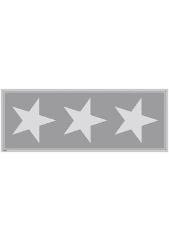 MYSPOTTI Packung: Vinylteppich »Buddy Stella Grey«, statisch haftend kaufen