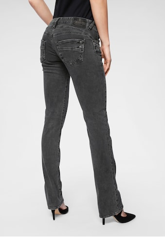 Herrlicher Gerade Jeans »PIPER STRAIGHT BLACK« kaufen
