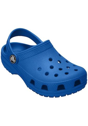 Crocs Clog »Crocs Classic Clog Kids ocean« kaufen
