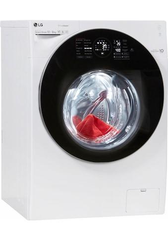 LG Waschtrockner F16WD128GH, 12 kg / 8 kg, 1600 U/Min kaufen