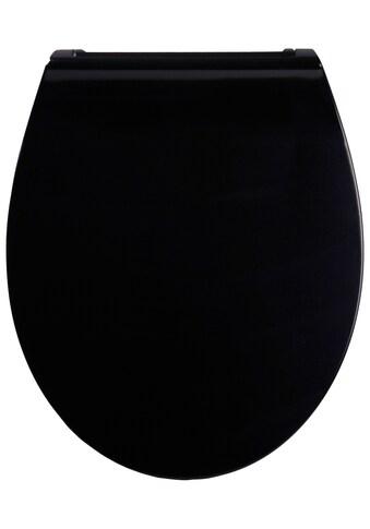 Sanilo WC - Sitz, »Flat Grau« kaufen