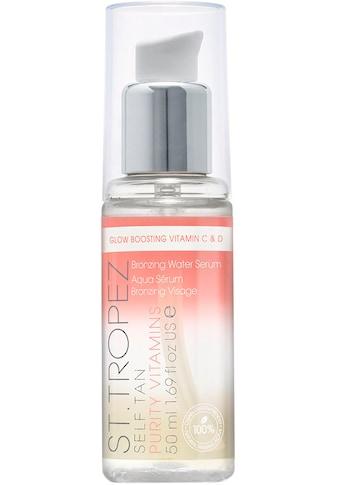 St.Tropez Selbstbräunungsserum »Self Tan Purity Vitamins Bronzing Face Serum« kaufen