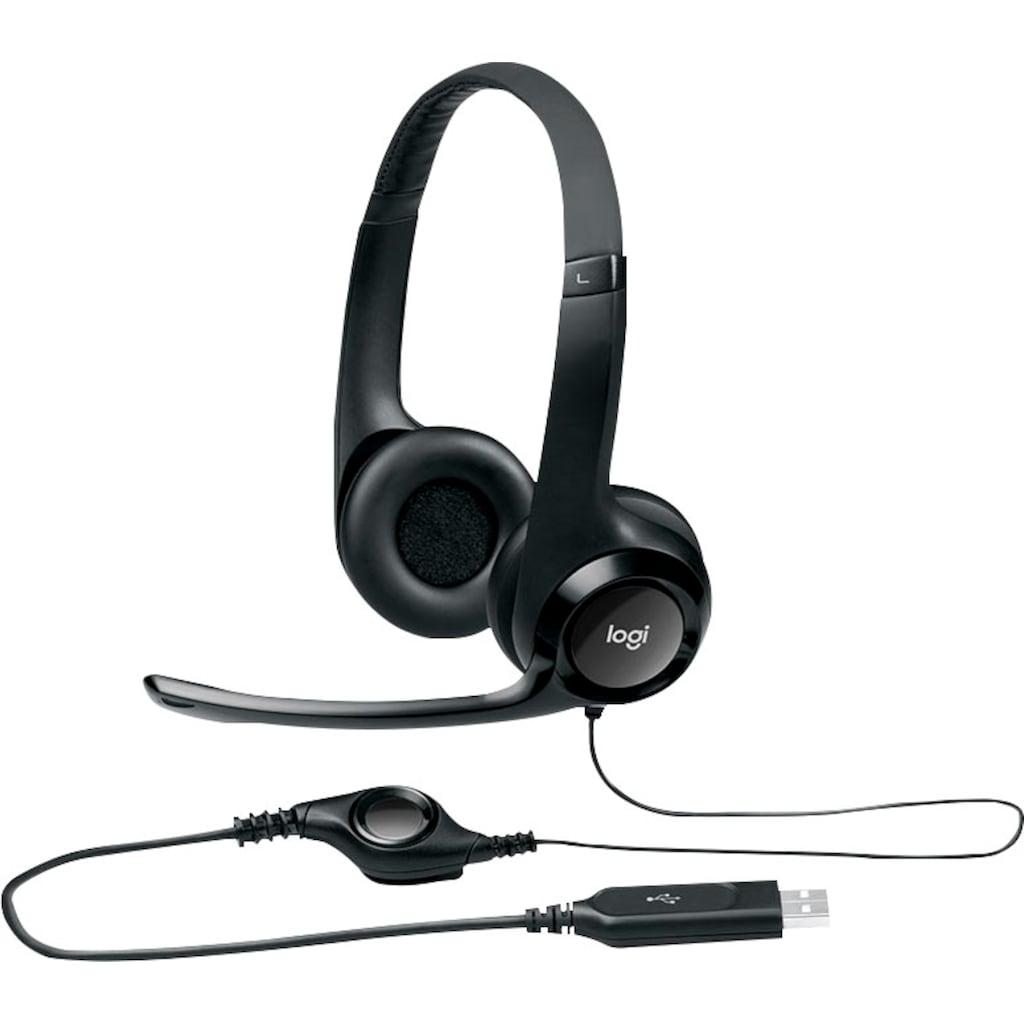 Logitech PC-Headset »H390 USB Headset«