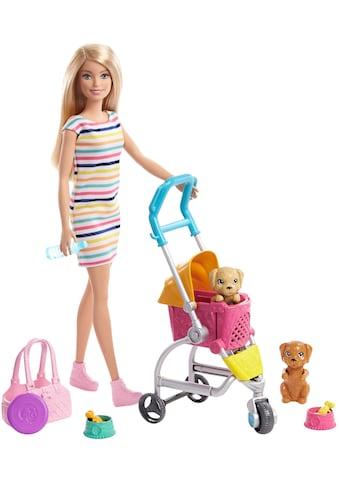 Mattel® Anziehpuppe »Barbie Hunde-Buggy« kaufen