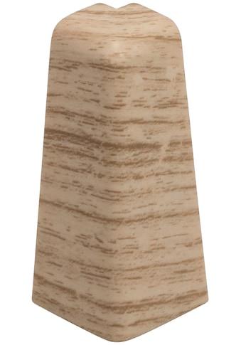 EGGER Außenecke »Eiche hell«, Außeneck - Element für 6cm EGGER Sockelleiste, 2 Stk. kaufen