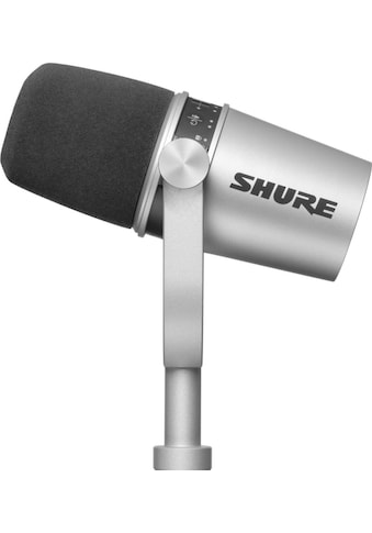 Shure Mikrofon »MV7 Dynamisches Podcast Mikrofon« kaufen