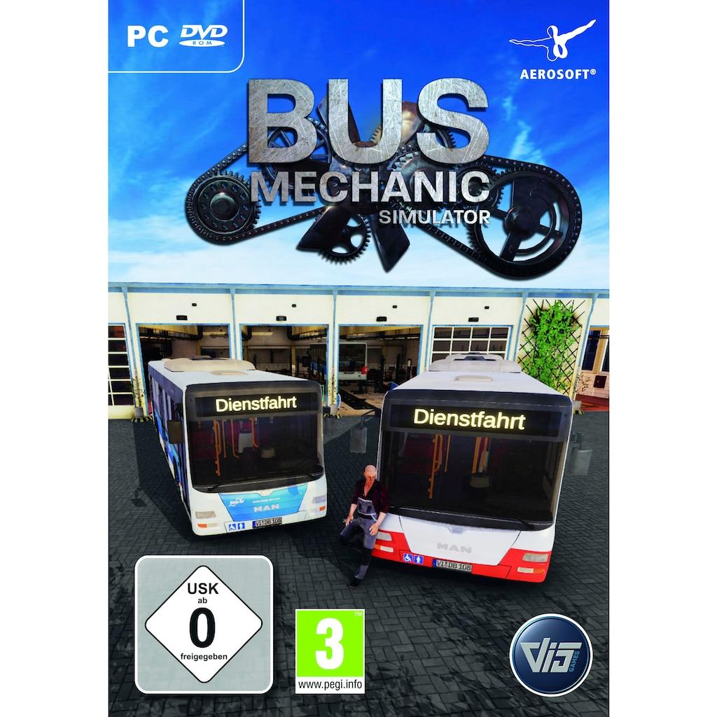 aerosoft Spiel »Bus Mechanic Simulator«, PC