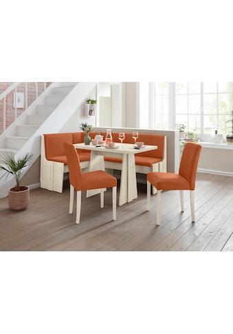 my home Eckbankgruppe »Hanau 1«, (Set, 4 tlg.) kaufen