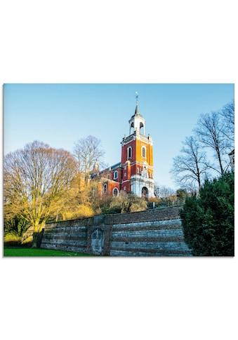 Artland Glasbild »St. Michael in Aachen-Burtscheid«, Deutschland, (1 St.) kaufen