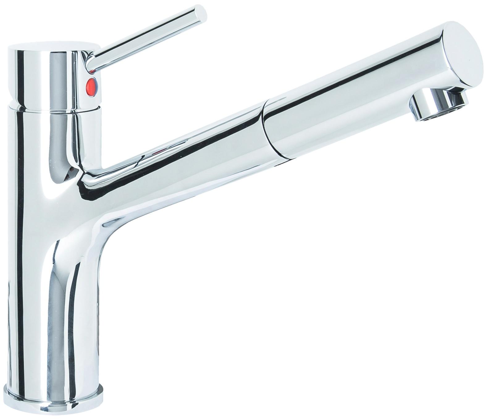 CORNAT Spülenarmatur »ZELINA« | Küche und Esszimmer > Spülen > Spülenarmaturen | Silberfarben | CORNAT
