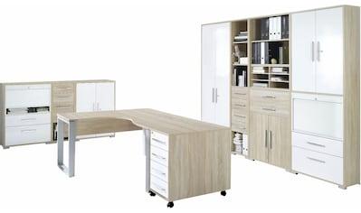 Maja Möbel Büro - Set »1210 SYSTEM« (Set, 9 - tlg) kaufen