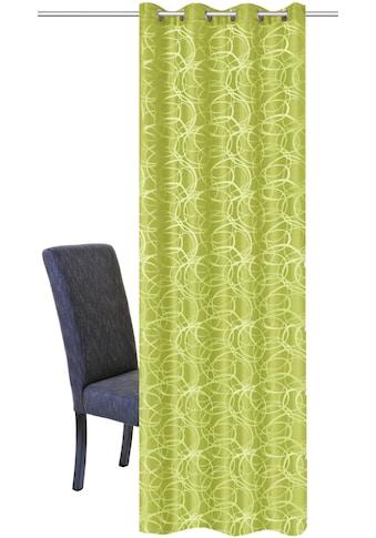Vorhang, »LENNY«, HOME WOHNIDEEN, Ösen 1 Stück kaufen