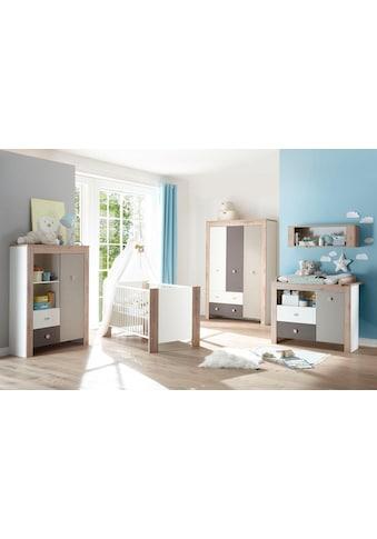 Babyzimmer - Komplettset »Madrid« (Set, 3 - tlg) kaufen