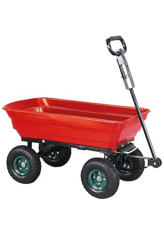 MIWEBA Bollerwagen »Dumper«, Traglast 300 kg kaufen