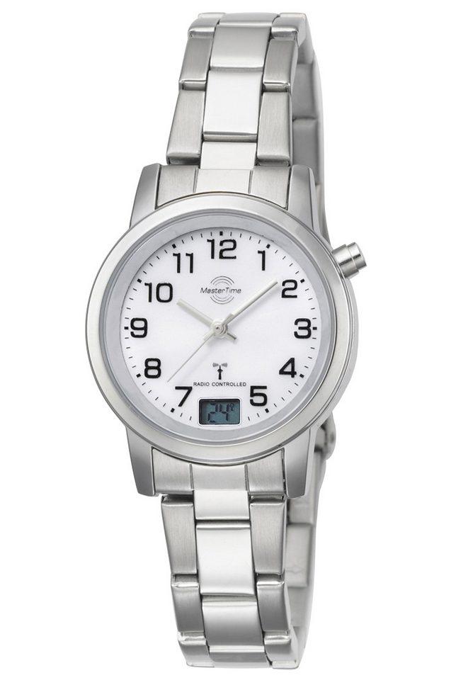 MASTER TIME Funkuhr »MTLA-10301-12M« | Uhren | MASTER TIME
