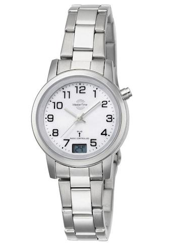 MASTER TIME Funkuhr »MTLA - 10301 - 12M« kaufen