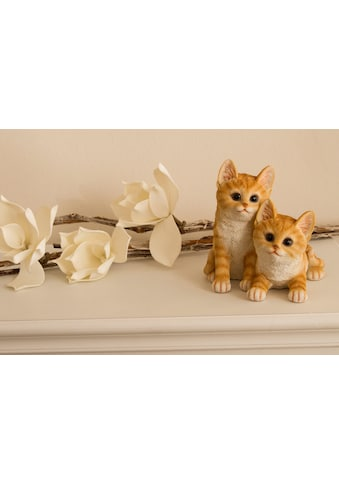 Home affaire Dekofigur »Katzenkinder« kaufen