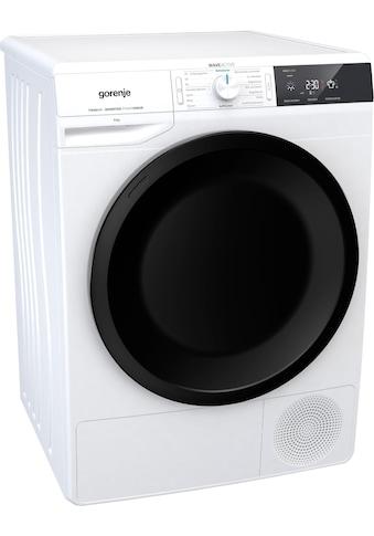 GORENJE Wärmepumpentrockner WaveD E83, 8 kg kaufen