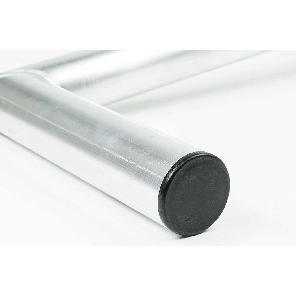 Schwaiger Wandhalterung »35 cm Wandabstand«, für Satellitenschüsseln aus rostfreiem Aluminium