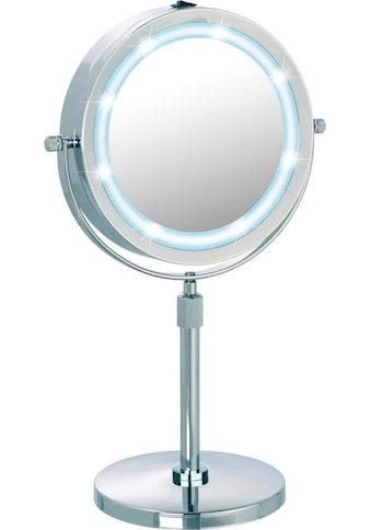 WENKO Kosmetikspiegel »Lumi«, mit 5-fach Vergrößerung kaufen